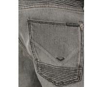 - Jeans im Biker-Look - men
