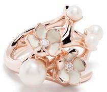 Cherry Blossom Diamantring