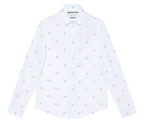 25 star fil coupé Duke shirt