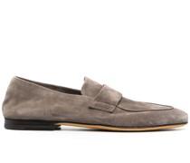 Loafer aus weichem Wildleder