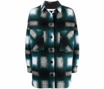 Mantel mit Schottenkaro