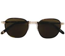 Runde Sonnenbrille - men - Acetat/metal