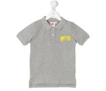 - Besticktes Poloshirt - kids - Baumwolle - 6 J.