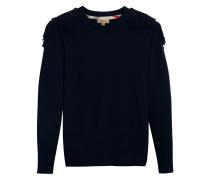 Pullover mit akzentuierten Schultern