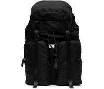 two pocket backpack