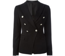 double breasted jacket - women
