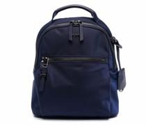 Mini Rucksack mit Reißverschluss