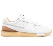 Torrun panelled low-top sneakers