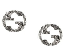 Ohrringe mit GG-Logo