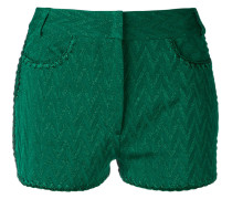 - knitted shorts - women