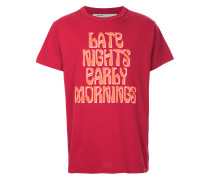 'Art Dad Late Nights Early Mornings' T-Shirt