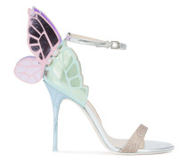 Sandalen mit Flügeln