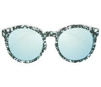- 'Blossoms' Sonnenbrille - women - Acetat/metal