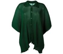 Hemd mit kurzen Ärmeln - women - Polyester