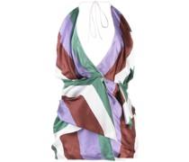 'Benaco' Top mit Streifen