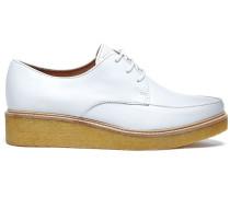 'Nina 5' Derby-Schuhe - women - Leder/rubber