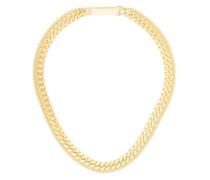 Vergoldete 'Grand ID' Halskette