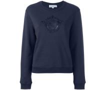 Sweatshirt mit Stickerei - women - Baumwolle - S