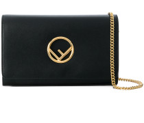 wallet on chain with logo