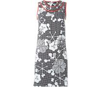 Kleid mit Blumen-Print - women - Polyester - 38