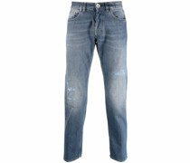 Micro Breaks Tapered-Jeans