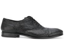 Gewebte Oxford-Schuhe