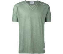 Ausgestelltes T-Shirt - men - Baumwolle - XXL