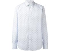 """Hemd mit """"Gancio""""-Print - men - Baumwolle - M"""