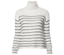 A.L.C. turtleneck striped jumper