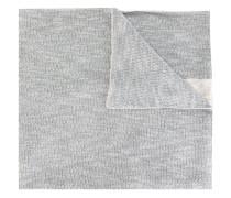 Schal mit Intarsien-Strickmuster - men