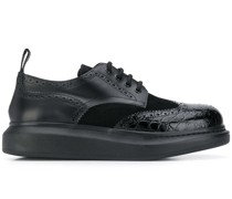 'Oversized' Budapester-Sneakers