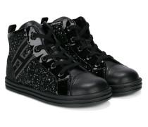 'R141' High-Top-Sneakers