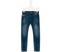 Skinny-Jeans mit Five-Pocket-Design