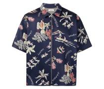 Aloha Jacquard-T-Shirt