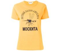 - T-Shirt mit Moskito-Print - women - Baumwolle