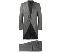 Zweiteiliger Anzug mit Frack