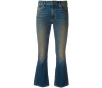 'Mini Kick' Jeans - women - Baumwolle/Elastan