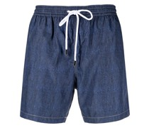 Badeshorts im Jeans-Look
