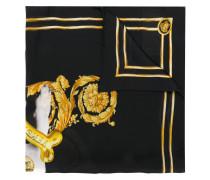 Audrey print foulard