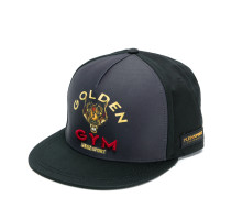 golden gym cap