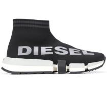 H-Padola mid-sock sneakers