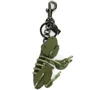 Small Froggy bag charm