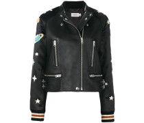 solar system patch jacket