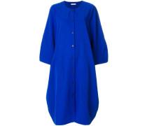 wide sleeve midi dress