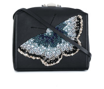 'The Box' butterfly shoulder bag