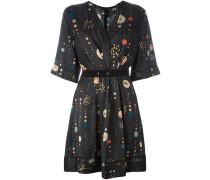 'Odena' Kleid mit kosmischem Print - women