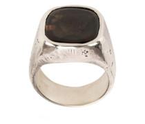 stone embellished ring