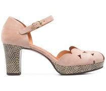 Sandalen mit Cut-Outs