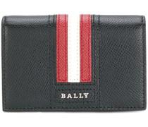 logo stripe wallet