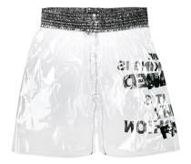 Transparente Shorts - men - PVC - M